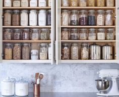 Blisshaus: Bringing Back the Old World Pantry, One Kitchen at a Time - Remodelista
