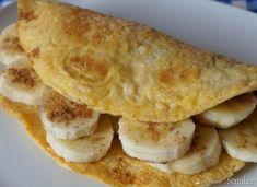 omlet z mąki razowej Meals, Breakfast, Ethnic Recipes, Fitness, Food, Recipes, Diet, Morning Coffee, Meal