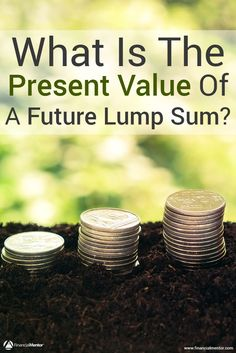 Knowing the present value of a future lump-sum of money is important to set expectations for your wealth growth. Inflation can kill your progress, and if you want to achieve financial independence or a secure retirement, you need to account for it. This calculator does.
