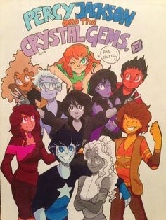 Welcome to the Percy Jackson and the Crystal Gems AU Ask Blog!The Percy Jackson AU Ask Blog is currently open for asks! Please nothing inappropriate!Do you have your own ideas for this AU? Go ahead and draw them! This is an open AU and Id be happy to see what you all can think of! When submitting art for this AU please tag it as Percy Jackson Crystal Gems AU so I can see what you've done!Au originally created by shelbyecandraw​
