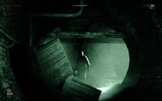 Outlast PC Games Gameplay