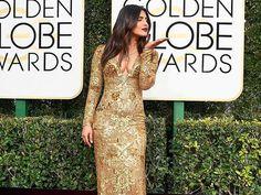 Priyanka Chopra was twinning with THIS Hollywood biggie at the Golden Globes 2017