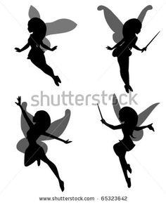 http://www.shutterstock.com/pic-65323642/stock-vector-fairy-silhouette-set.html