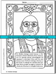 free printable black history coloring pages