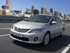 Corolla Toyota Specification - http://autotras.com