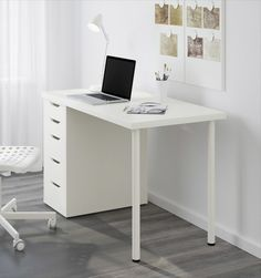 Online Ikea IKEA LINNMON / ALEX Table, white in Auckland NZ. Lowest prices and largest range of IKEA Furniture in New Zealand. Shop for Living room furniture, outdoor furniture, bedroom furniture, office and alot more !