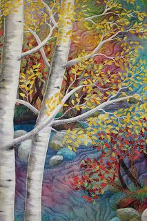Mountain Art Quilters: February 2012