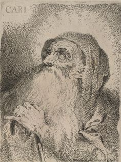 "Goya, Francisco de (1746-1828) "" San Francisco de Asis "" c. 1780 Colección…"