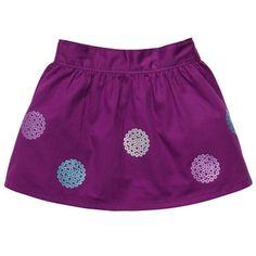 Sparkle Dot Flouncy Skirt-jaedyn (ok)