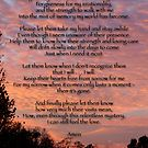'Prayer of an Alzheimer's Sufferer' by Bonnie T. Alzheimers, You Are Awesome, Caregiver, Something To Do, Prayers, Inspirational Quotes, Dementia, Hugs, Education