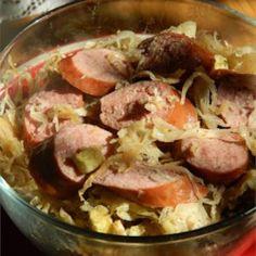 The Original Kielbasa and Sauerkraut - Allrecipes.com