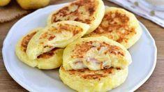 Escalopes de pommes de terre farcies au jambon Plat principal recette facile - Astuces Au Feminin