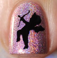 Fun macro by @bruisedupdollie using Cupid Nail Decals as Stencils. - Found at snailvinyls.com