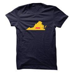 Virginia will always be home T Shirt, Hoodie, Sweatshirt