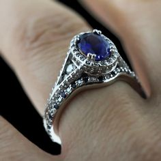 vintage engagement rings | Engagement Ring trend continues Empress Antique Engagement Ring ...