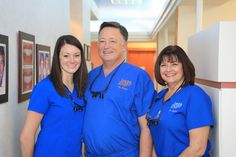 Davis & Engert Dentistry a Cosmetic and Family Dental Office. Run by a wonderful Husband, Wife and Daughter team! Come in to see our beautiful, modern office.  HD TVs in the ceiling of every room, Digital X-rays, ZOOM! one-hour whitening, Cosmetic veneers and crowns, Teeth-in-a-day, Invisalign (clear braces), and much more! To learn more visit our website: dentistinparkridge.com  Call us at: (847)698-2161 Or to see our reviews: https://plus.google.com/u/0/105963553434460501309/about