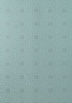 VANCOUVER, Pearlized Aqua, T9297, Collection Avalon from Thibaut
