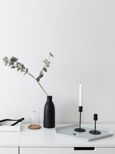 Minimal homedecor - image credit: Marja Wickman  @aesencecom Minimal Home Inspo