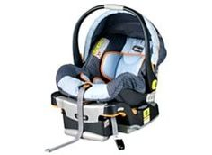 Safest carseat via Consumer Reports: KeyFit Chicco