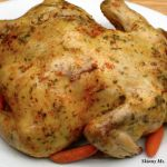 Skinny Slow Cooker – Chicken Pot Roast
