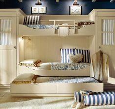 lake house child's room