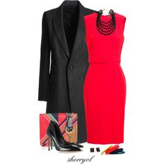Angel Jackson Bag Contest, created by sherryvl on Polyvore