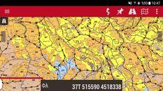 Oruxmaps uygulaması ile akıllı telefonunuzla arazi şartlarında internet olmadan nasıl haritalarınızı ve uydu görüntülerinizi kullanabileceğinizi gösterdim