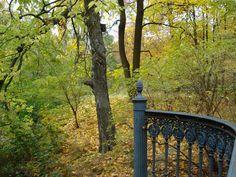 Schlosspark Charlottenburg, hier spielt u.a. der Roman: 'Der Geschmack von Liebe'