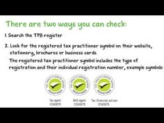 Is Your Tax Practitioner Registered
