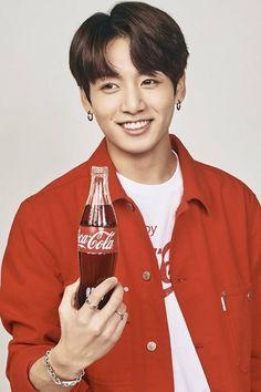 JUNGKOOK x Coca Cola Corea