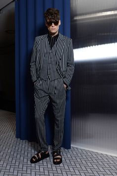 Trussardi Spring 2015 Menswear Collection Slideshow on Style.com