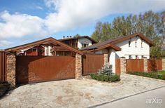Дом в Поливаново: архитектура, интерьер, 2 эт | 6м, жилье, 500 - 1000 м2, каркас - дерево, коттедж, особняк, фасад - камень, квартира, дом, современный, модернизм, open space, 500 - 1000 м2 #architecture #interiordesign #2fl_6m #housing #500_1000m2 #frame_wood #cottage #mansion #facade_stone #apartment #house #modern #openspace #500_1000m2