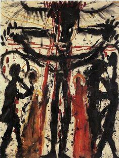 Souter crucifixion