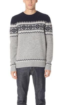 PENFIELD Heywood Knit Sweater. #penfield #cloth #sweater