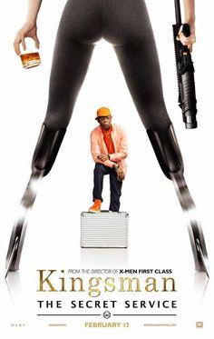 Samuel L. Jackson también tiene póster en 'Kingsman: Servicio Secreto'