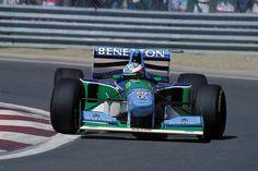 JJ Lehto - Mild Seven Benetton Ford V8 - Canadian GP - Montreal 1994 ...
