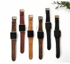 Apple watch leather Apple watch band Apple watch band 42mm
