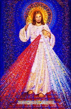 Divine Mercy: Go and learn the meaning of the words, 'I desire mercy, not sacrifice.' I did not come to call the righteous but sinners. Catholic Beliefs, Christianity, Year Of Mercy, Parables Of Jesus, St Faustina, Jesus Face, Catholic Kids, Divine Mercy, Jesus Pictures