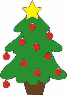 Kersttelkaarten - 1 t/m 10 Juf Sanne Christmas Clipart, Christmas Art, Advent, Theme Noel, Math For Kids, Coloring Pages, December, Illustration, Clip Art