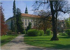 Czech Republic, Castle, Mansions, World, House Styles, Gallery, Postcards, Gardens, Home Decor