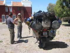 Top Ten Considerations for Adventure Motorcycle Prep Published by Christophe Noel on June 26th, 2014
