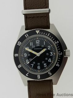 Gallet and Co Adanac Mens Us Military Navigators Wrist Watch Favorite of all time.