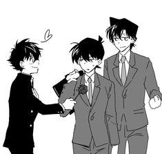 Detective, Kaito Kuroba, Conan Comics, Gosho Aoyama, Kaito Kid, Amuro Tooru, Kudo Shinichi, Magic Kaito, Case Closed