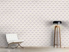 Design #Tapete Hirsch Und Herz Cottage, Rugs, Mystic, Design, Journey, Home Decor, Self Adhesive Wallpaper, Wall Papers, Heart