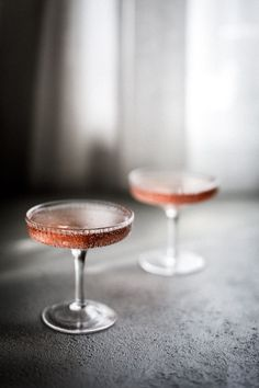 A little play with light and shadows and beautiful drinks | Cocktails | Champagne | Champagne saucers | Crystal | Glassware | Harsh shadows | Food Photography | Food Styling | Canon | Food Blogger | Anisa Sabet