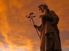 To thee, O blessed Joseph (Prayer to Saint Joseph)