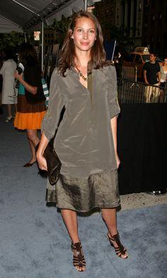 a3c13be5a12 #ChristyTurlingtonBurns - 11 June, 2007 Christy Turlington, Μοντέλα Του  Χώρου Της Μόδας,