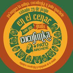Cocofunka con Pato Machete, costaricagratis.com