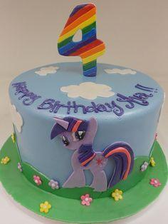 My little pony birthday cake (1965) by Asweetdesign, via Flickr