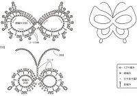 Tina's handicraft : 4 designs & patterns for butterflies